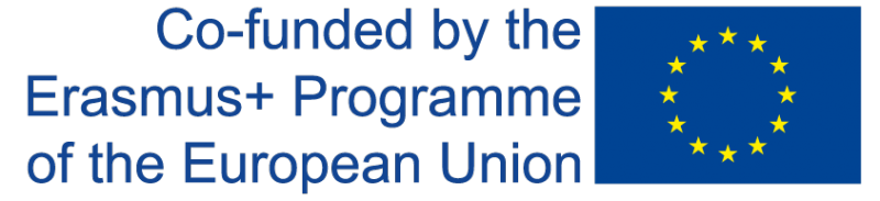 Logo Erasmus + Programme of the European Union