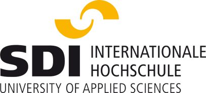 SDI Internationale Hochschule - University of Applied Scinces logo