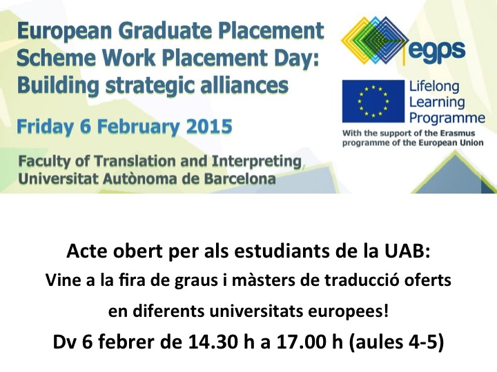 European Graduate Placement