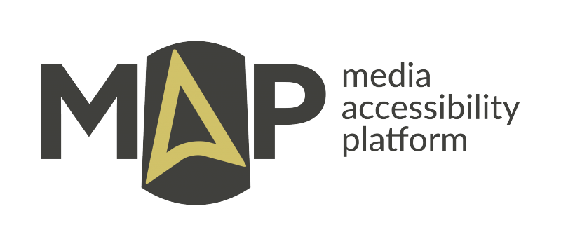 Logo of the Media Accessibility Platform